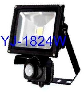 LED自動感應燈24W/白光